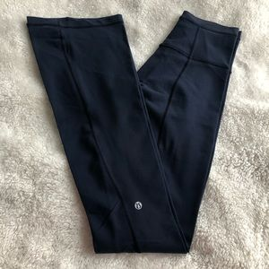 Lululemon Navy Long Pants XS EUC